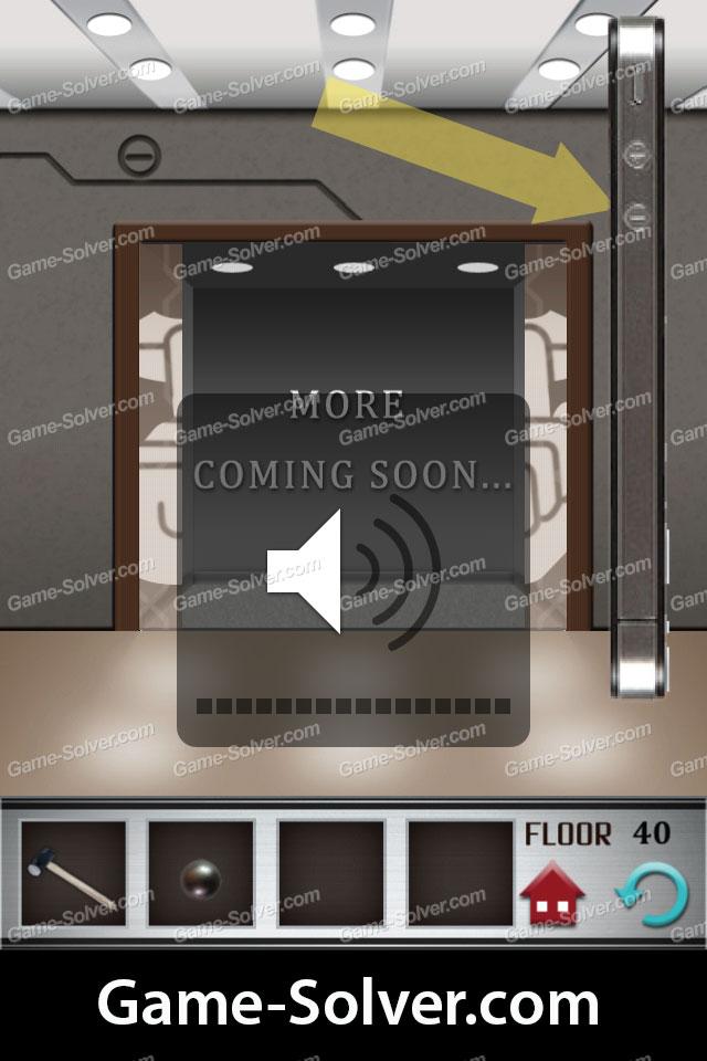100 floors level 40 game solver for Floor 41 100 floors