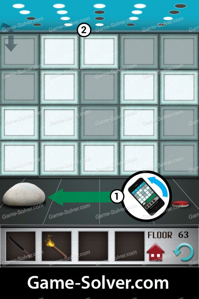 100 floors level 63 game solver for 100 floor level 17 answers