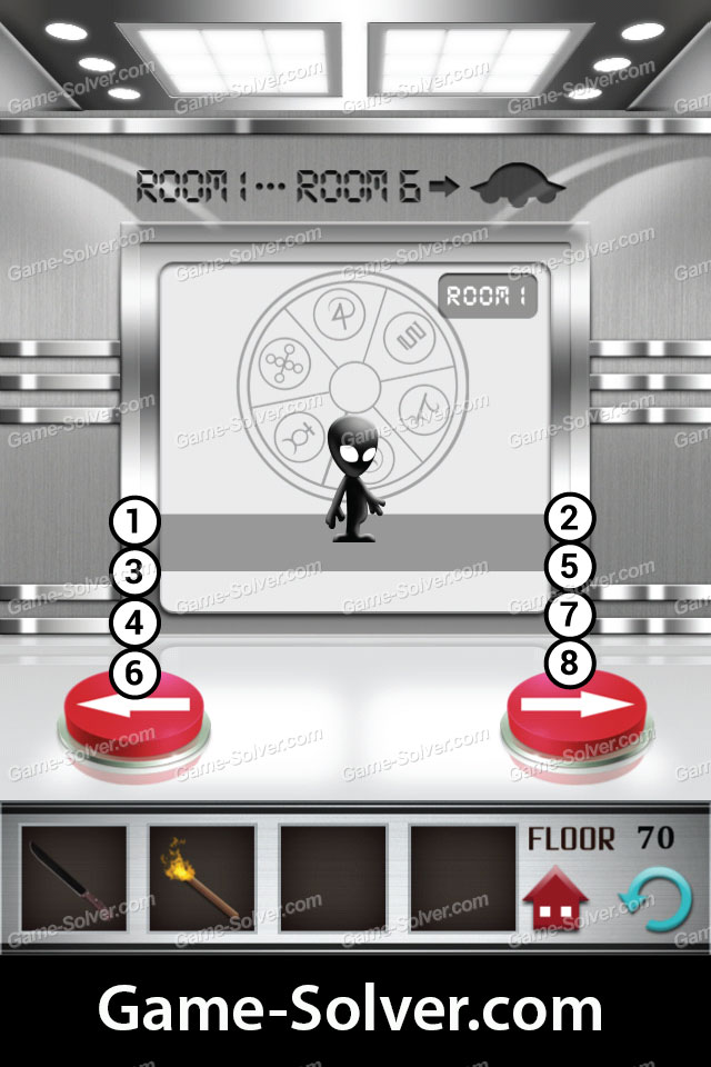 100 Floors Level 42 Hint Gurus Floor