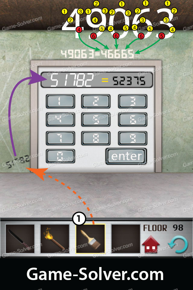How Do U Beat Level 28 On 100 Floors Skill Floor Interior