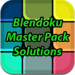 Blendoku Master Pack Solutions