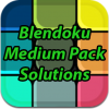 Blendoku Medium Pack Solutions