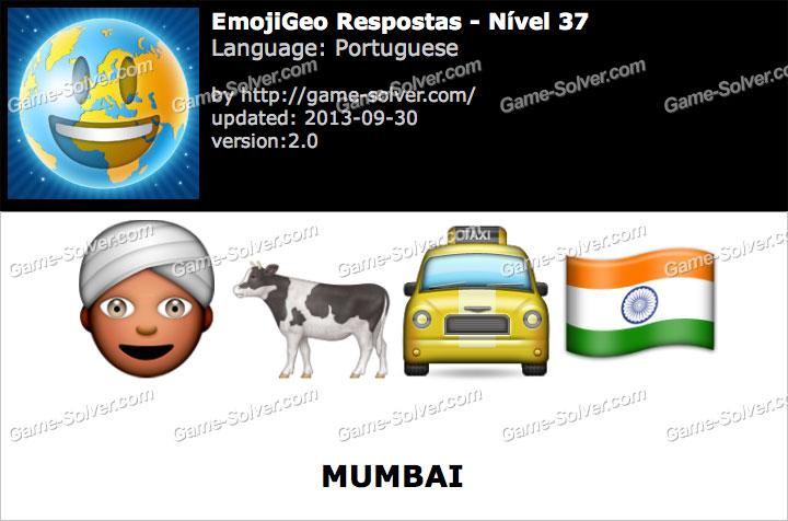 EmojiGeo Portuguese Nível 37