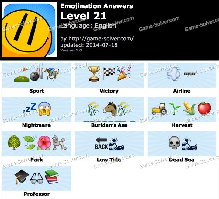 Level 21