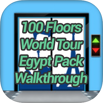 100 Floors World Tour Egypt Pack Walkthrough Game Solver