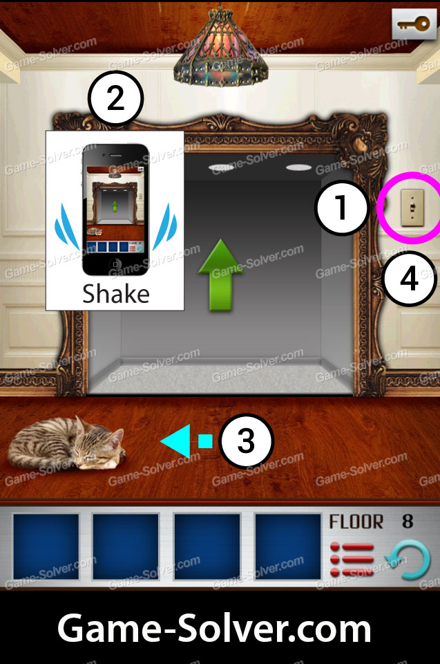 100 Floors World Tour Uk Pack Level 8 Game Solver