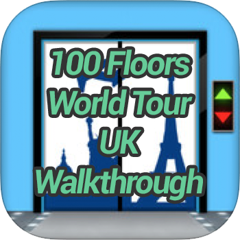 100 Floors World Tour Uk Pack Walkthrough Game Solver