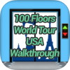 100 Floors World Tour USA Pack Walkthrough