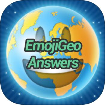 emojigeo answers game solver