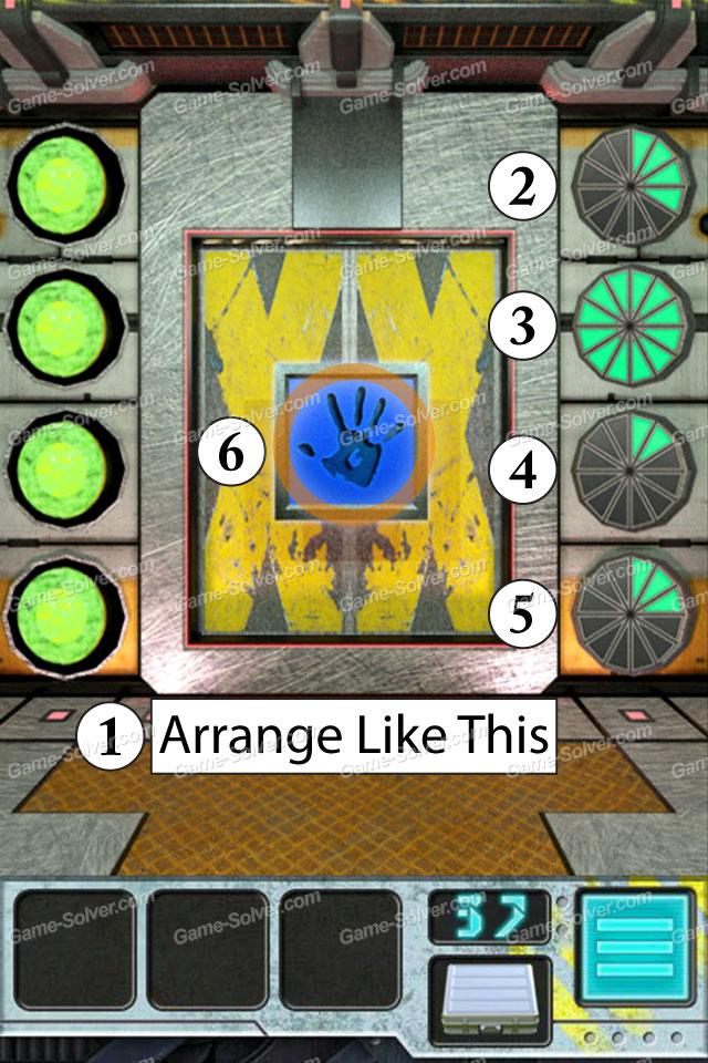 100 Doors Aliens Space Level 37