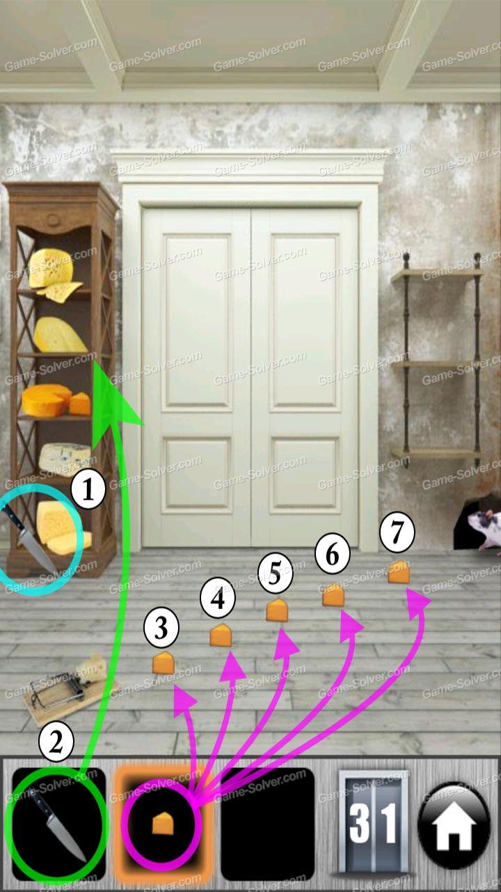100 doors of revenge level 31 game solver for 100 door of revenge