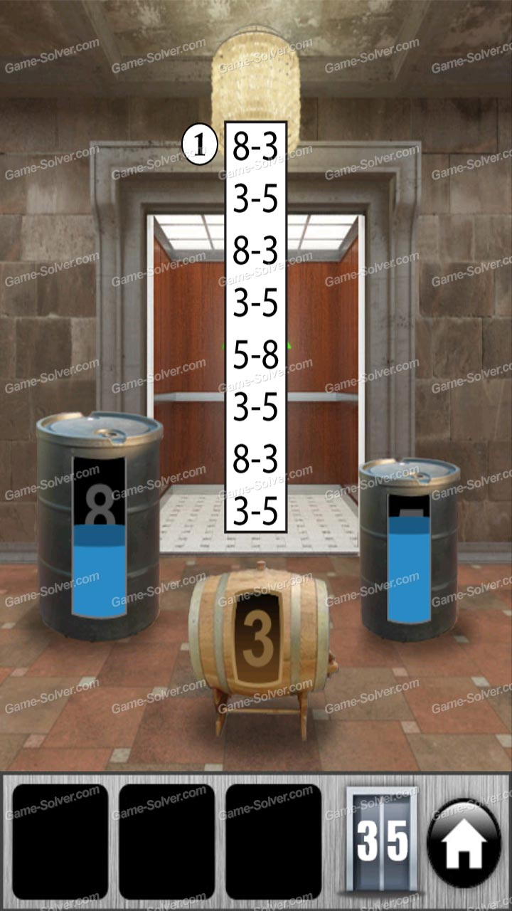 100 doors of revenge level 35 game solver