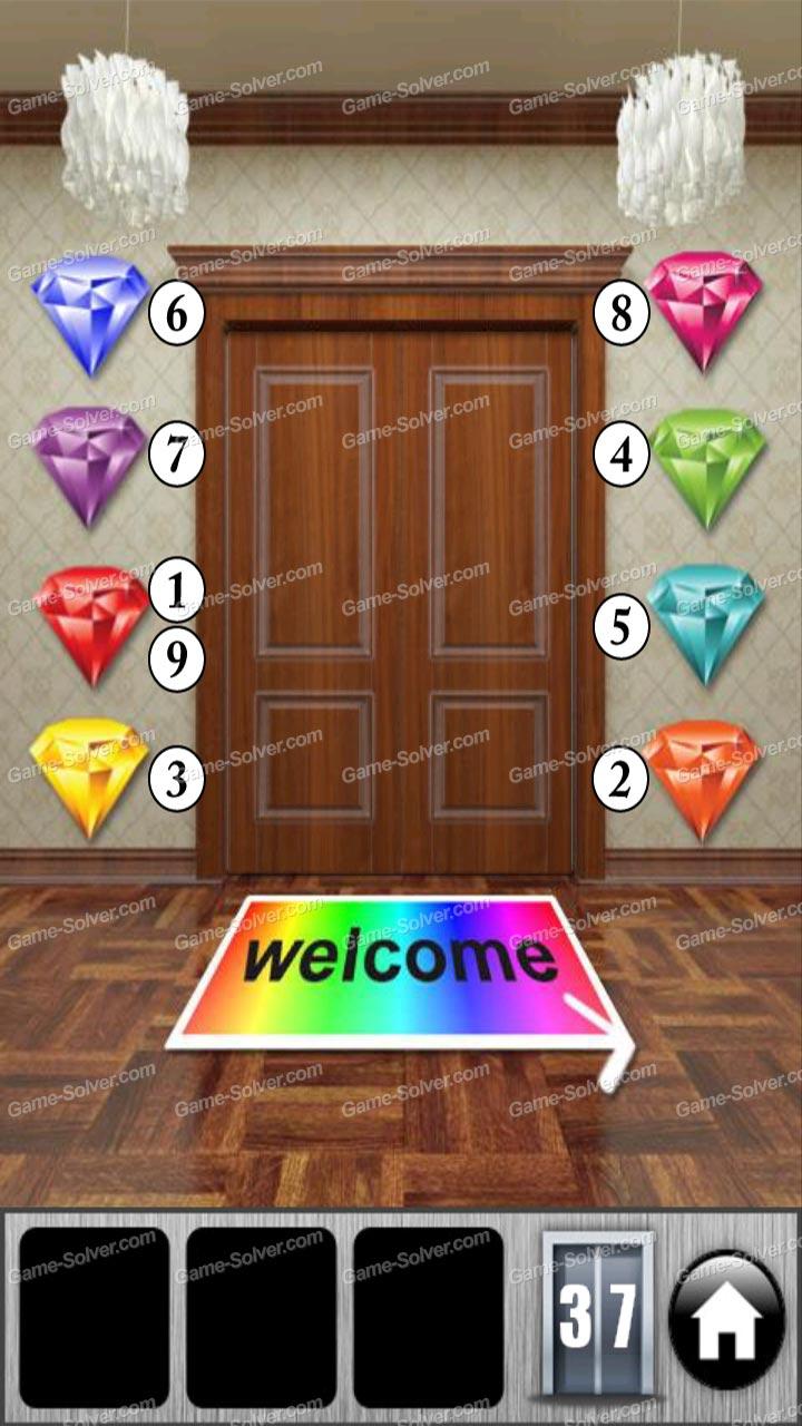 100 doors of revenge level 37 game solver for 100 door of revenge