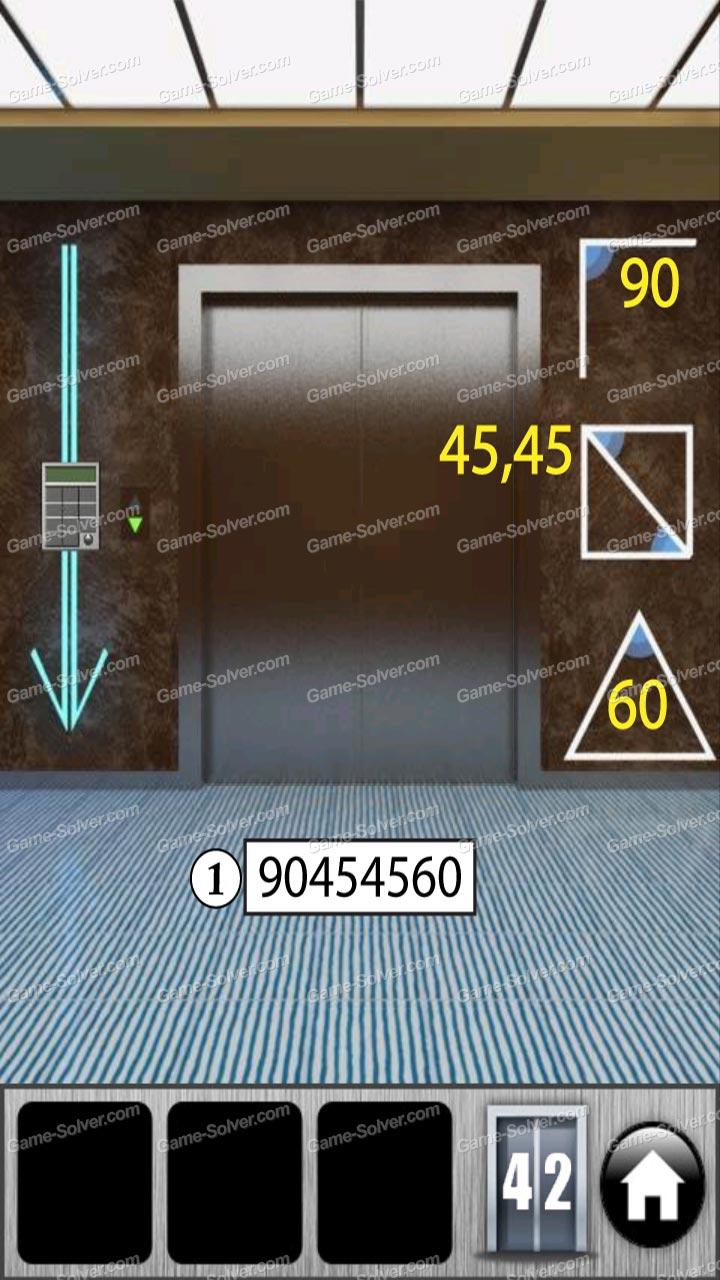 100 Doors Of Revenge Level 42