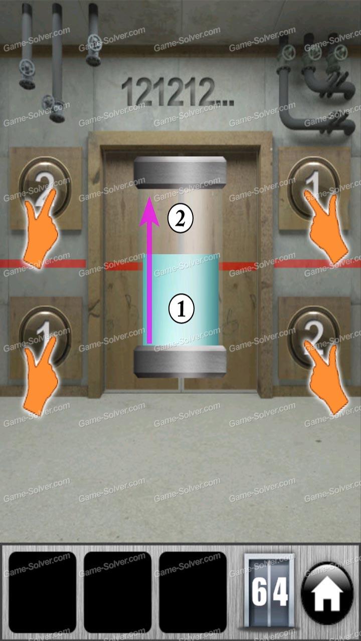100 doors of revenge level 64 game solver. Black Bedroom Furniture Sets. Home Design Ideas