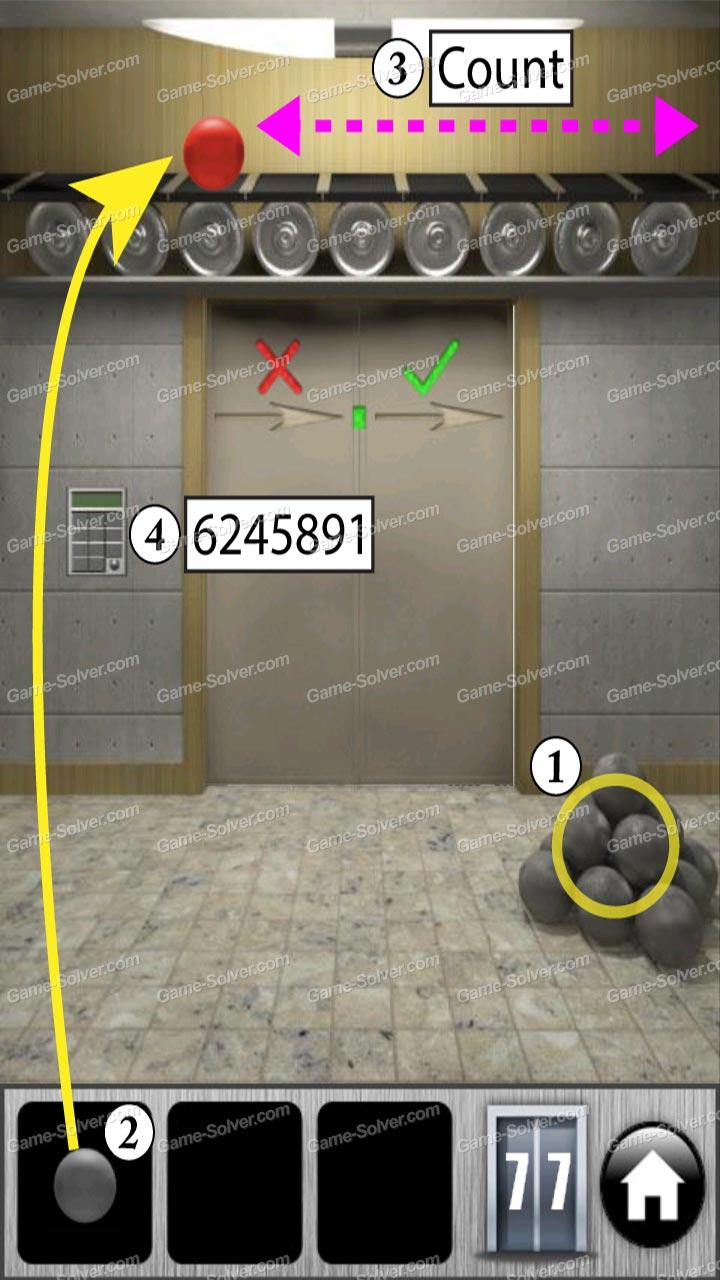 100 Doors Of Revenge Level 77 & Door 77 Walkthrough \u0026 100 Doors World Of History 2 Level 77 ... Pezcame.Com