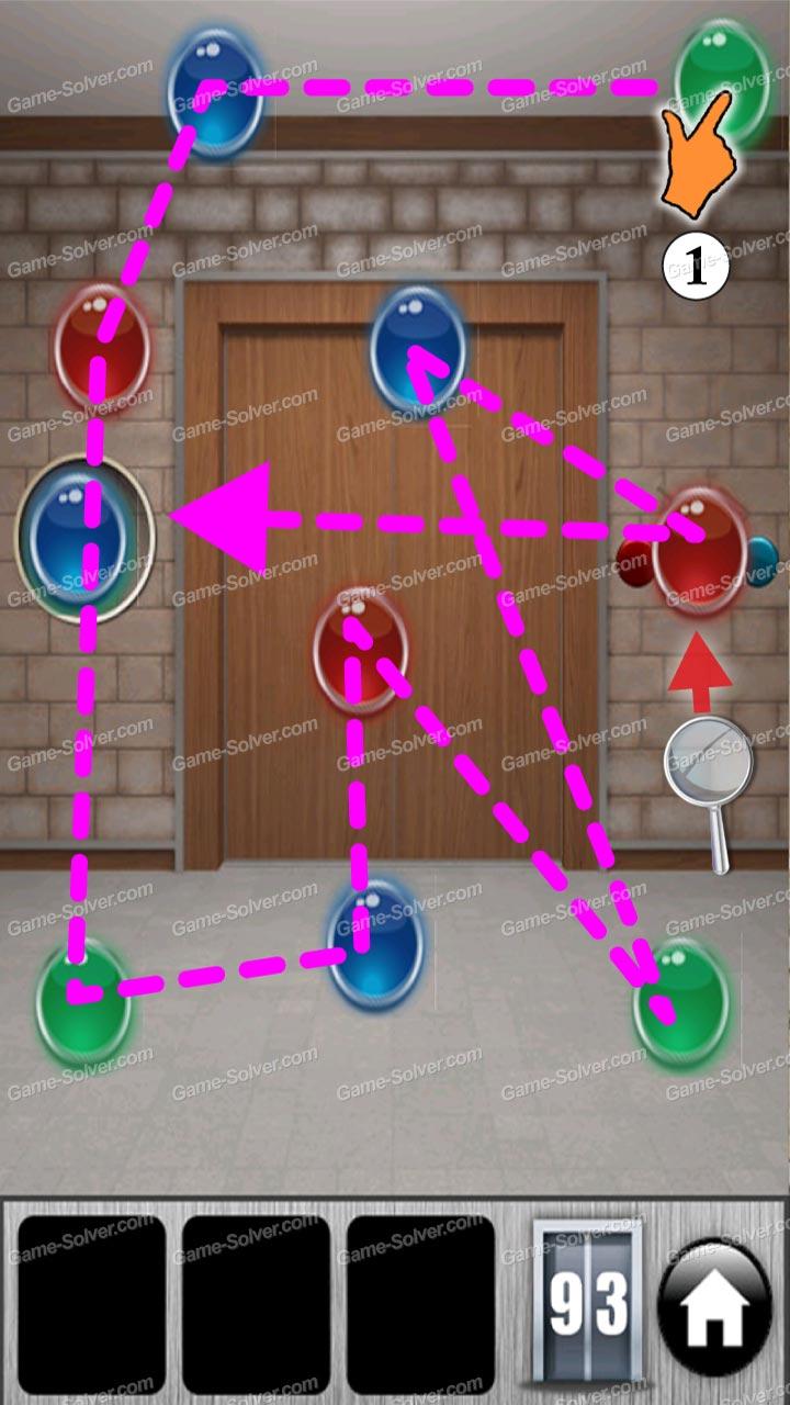 100 doors of revenge level 93 game solver for 100 door of revenge
