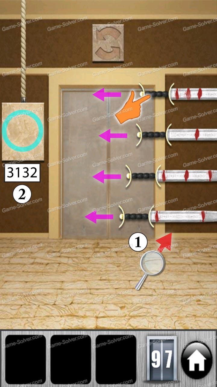 100 doors of revenge level 97 game solver for 100 door of revenge