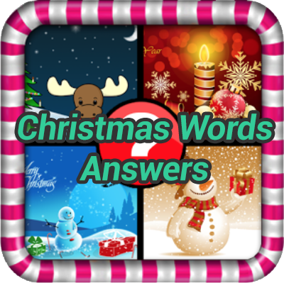 Christmas-Words-Answers