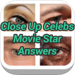 Close Up Celebs Movie Star Edition Answers