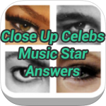 Close Up Celebs Music Star Edition Answers