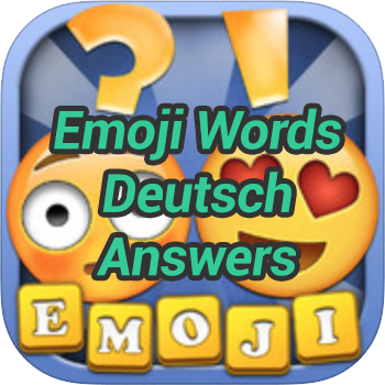 Emoji-Words-Deutsch-Answers