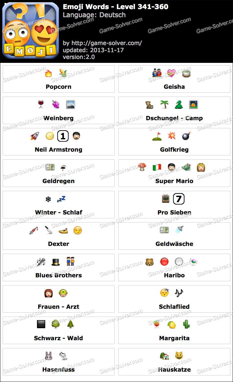 Hulk emoji answer emoji words deutsch level 341