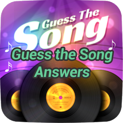 The Song Guess Game Answers