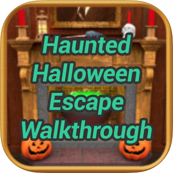 haunted halloween escape walkthrough game solver