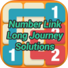 Number Link Long Journey Pack Solutions