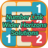 Number Link Wider Horizons Pack Solutions