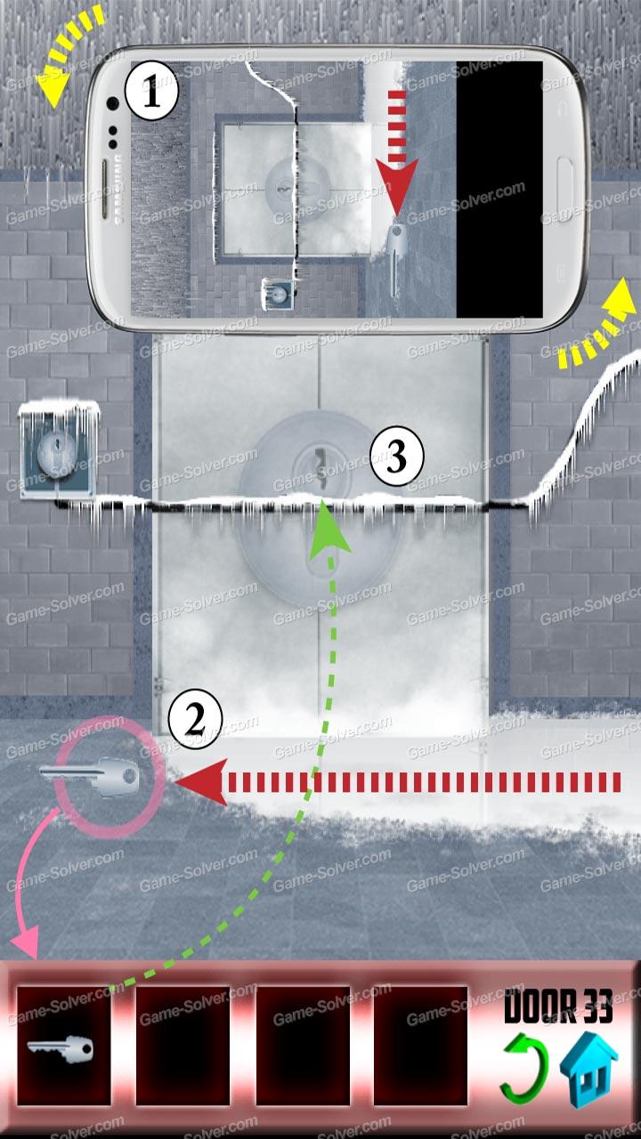 100 Doors Level 33 & 100 Doors Level 33 - Game Solver pezcame.com