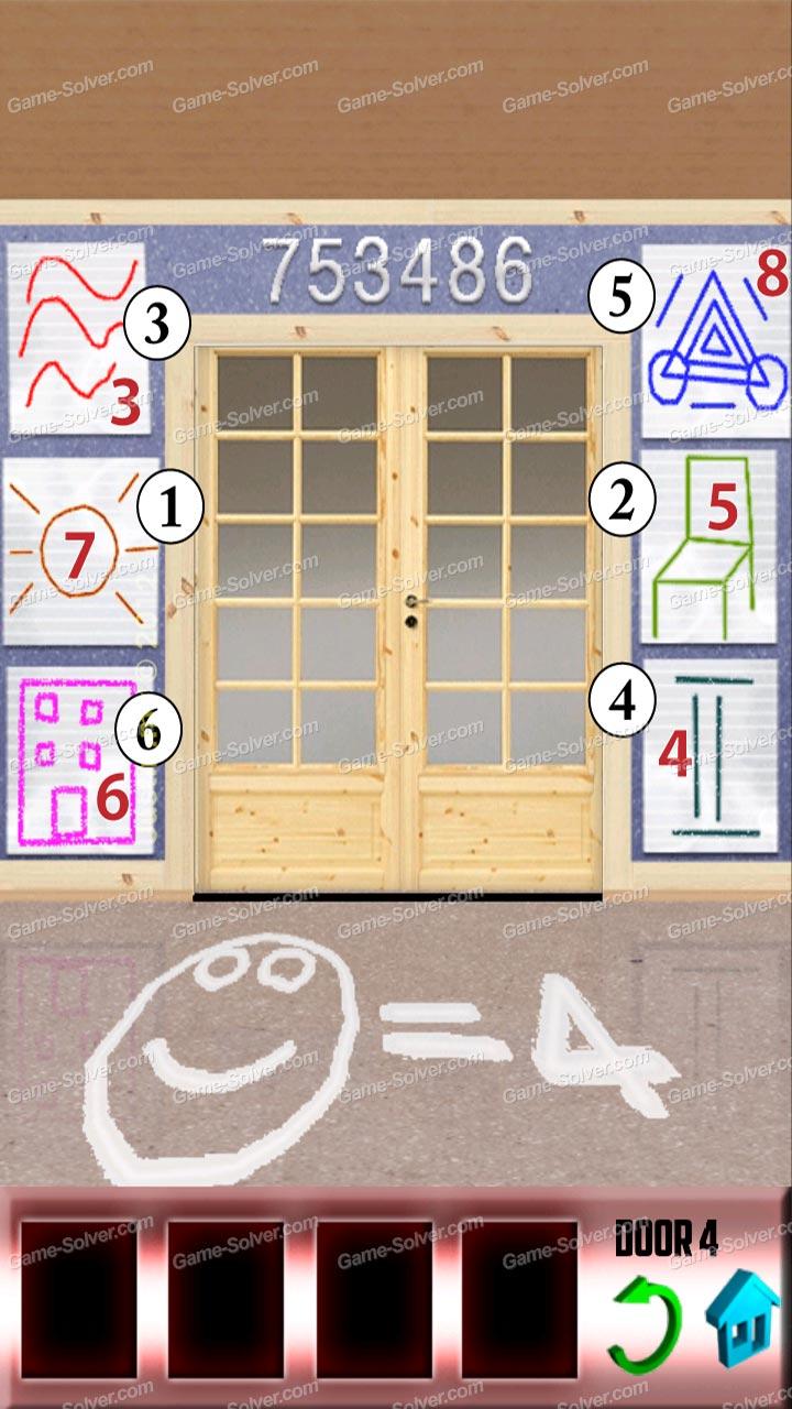 100 Doors Level 49