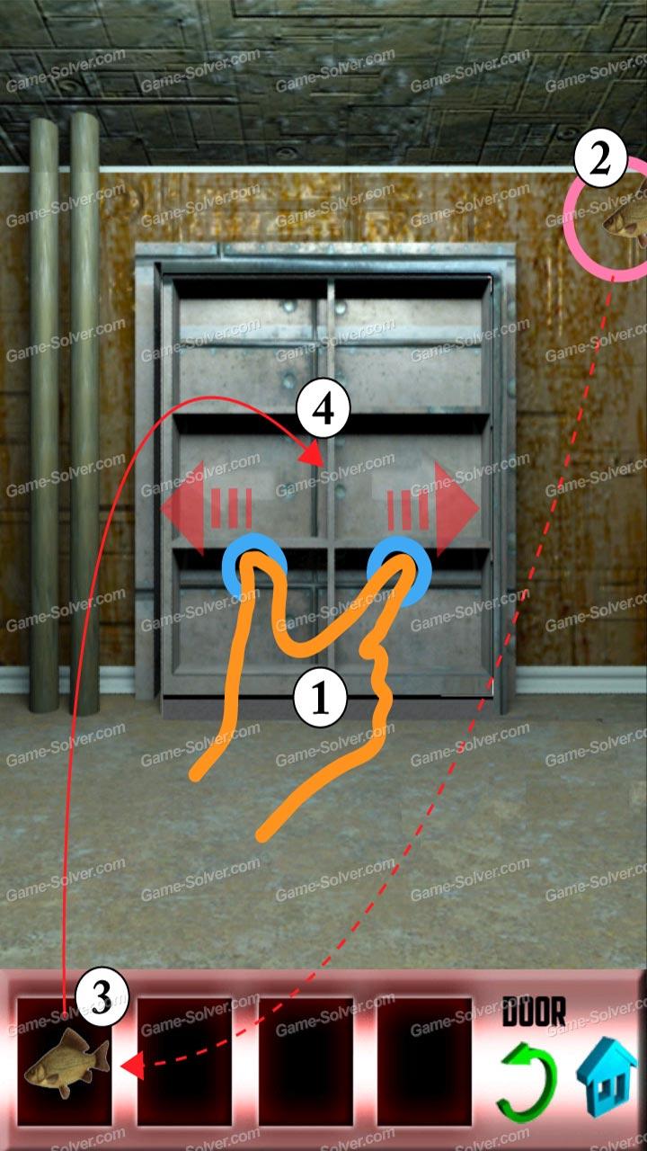 100 Doors Level 5
