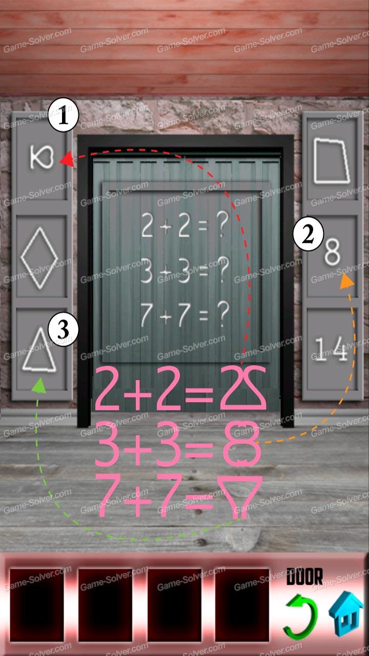 100 doors x level 12 game solver for 100 door x