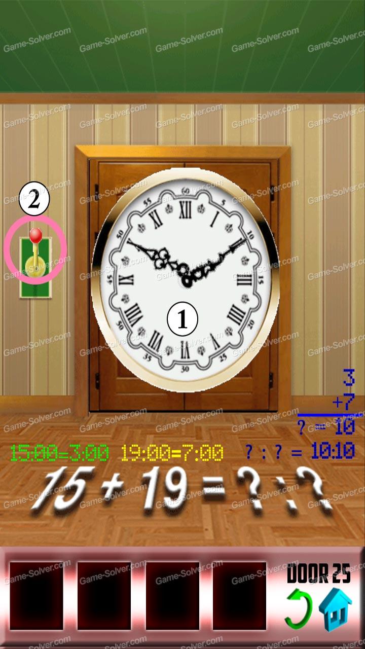 100 Doors Floors Escape Level 25 100 Doors Floors Escape