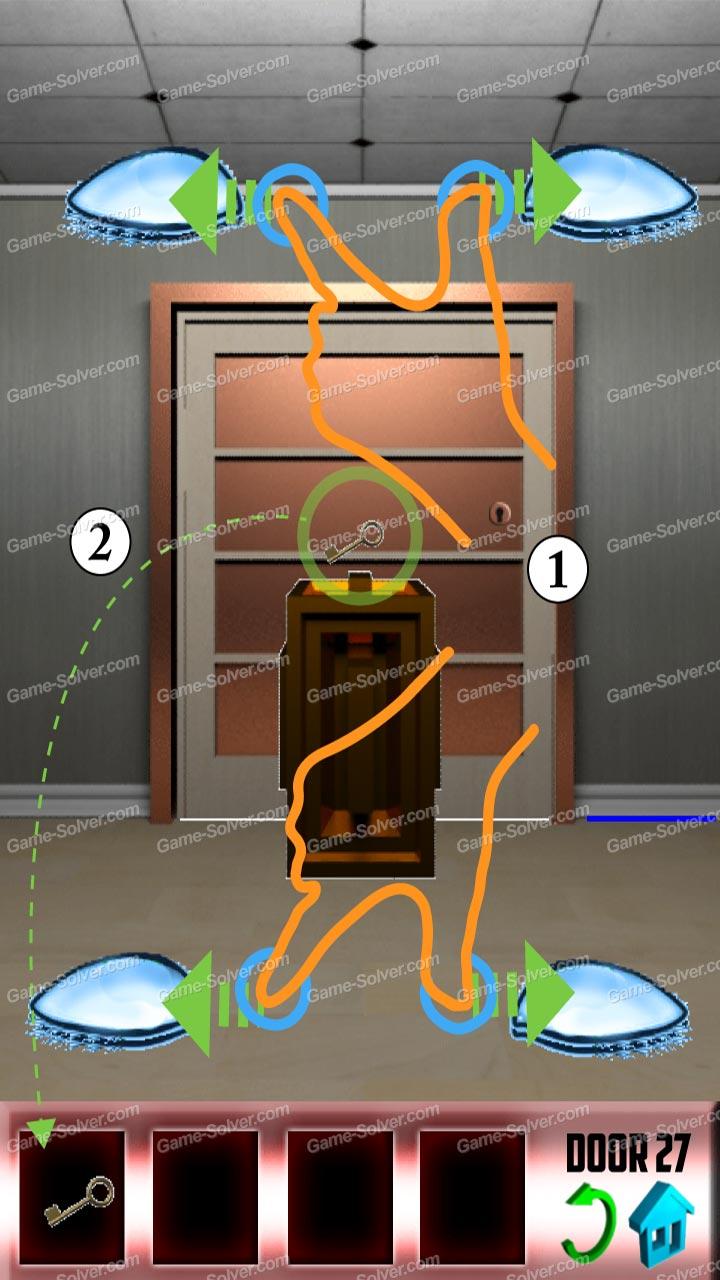 100 doors x level 26 game solver for 100 door x