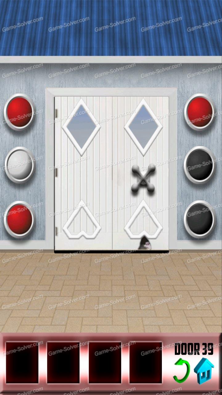 100 doors x level 38 game solver for 100 door x