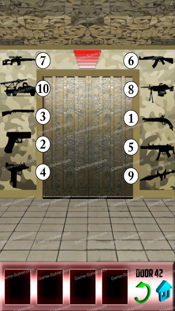 100 doors x level 41 game solver for 100 door x