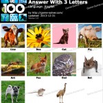 Animal Pics Answers