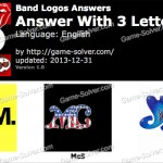 Band Logos Answers