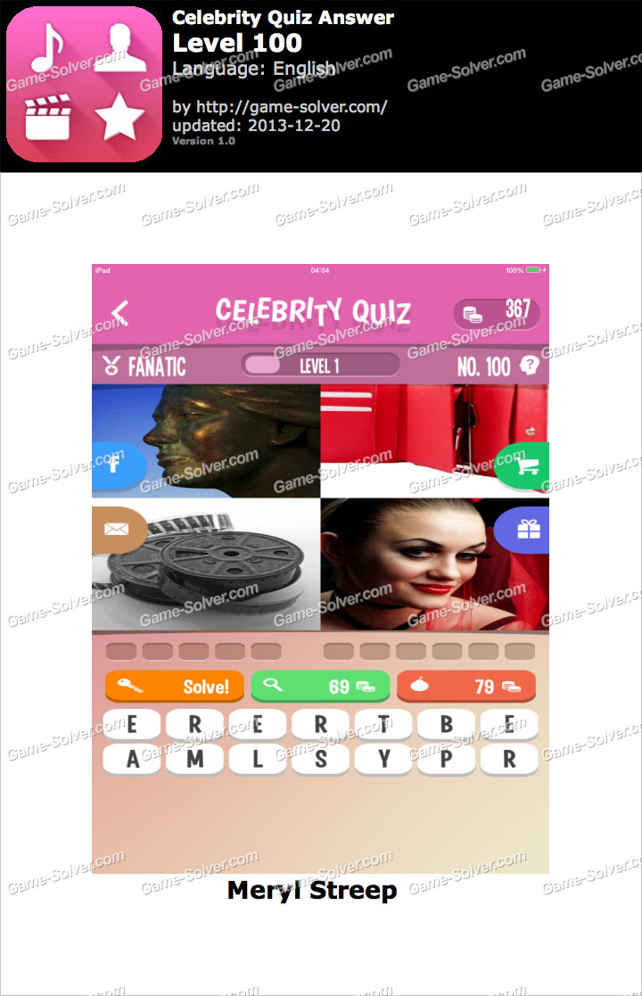 Guess Celebrity Quiz Game - Level 1-101 Answers - YouTube