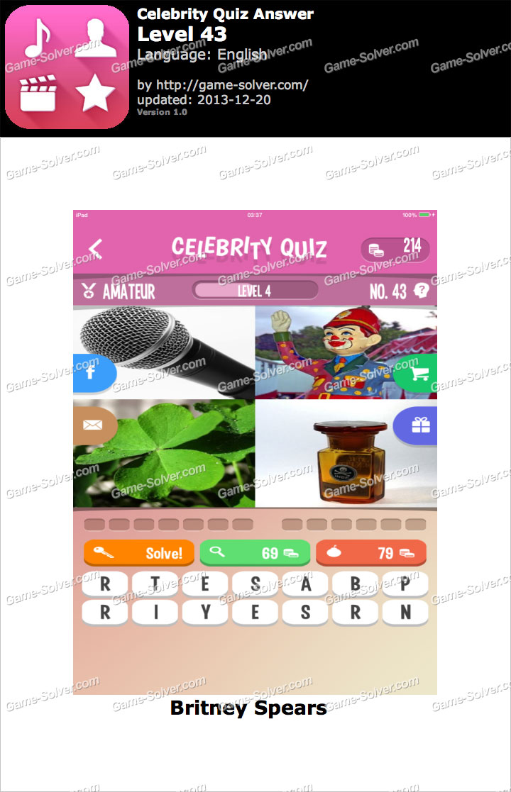 Guess The Celebrity (Taps Arena): Pack 4 Level 49 Answer ...