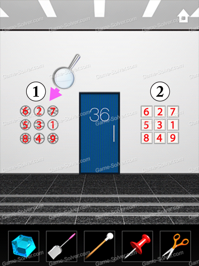 dooors game iphone level 36