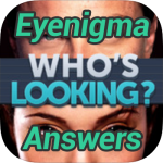 Eyenigma Who's Looking Answers