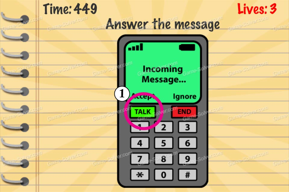 iphone app impossible test answers