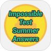 Impossible Test Summer Answers