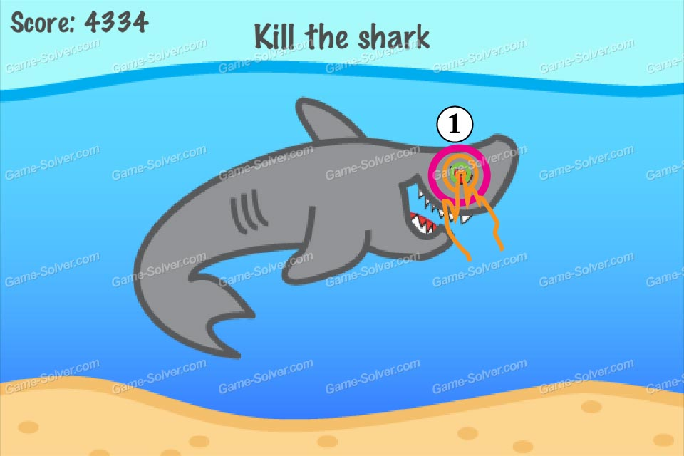 Impossible Test Water Kill The Shark