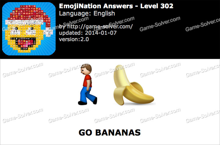 EmojiNation Level 302