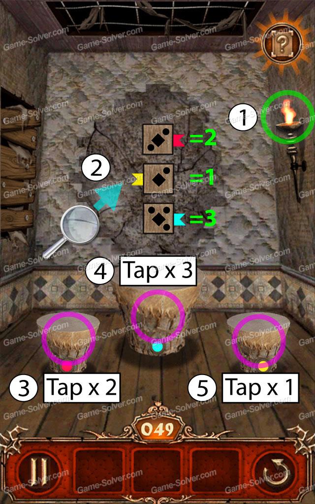 Escape action livello 49